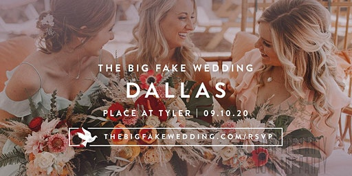 The Big Fake Wedding Dallas | Powered by Macy's