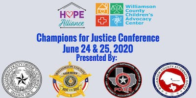 Champions for Justice Conference