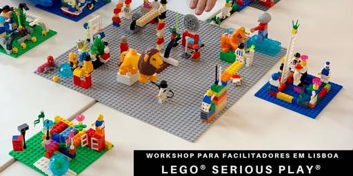 Lisboa | Workshop baseado em LEGO® SERIOUS PLAY® Open-Source