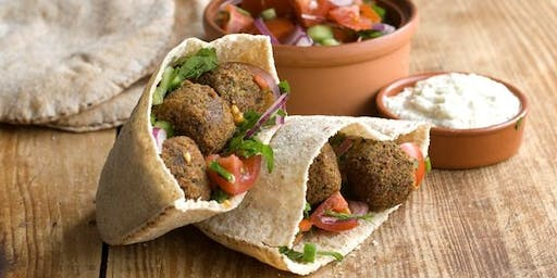 Levantine cooking and baking - 10 October 2020