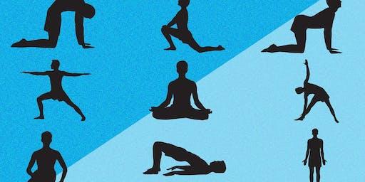 UoN Libraries - Wellbeing – Yoga
