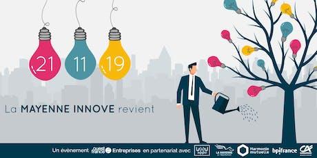 "Trophées ""La Mayenne Innove"" 2019 billets"