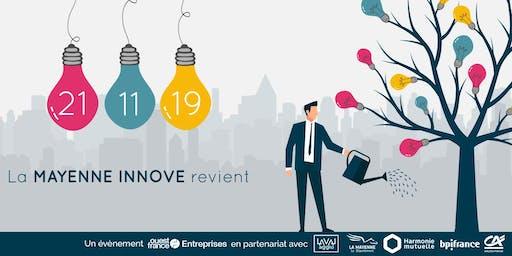 """Trophées """"La Mayenne Innove"""" 2019"""