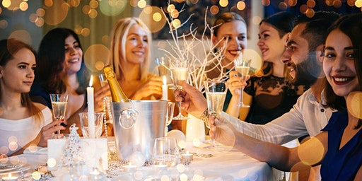Carpathia's  First-Class New Year's Eve