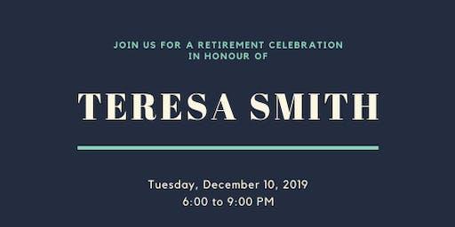 Teresa Smith's Retirement Celebration
