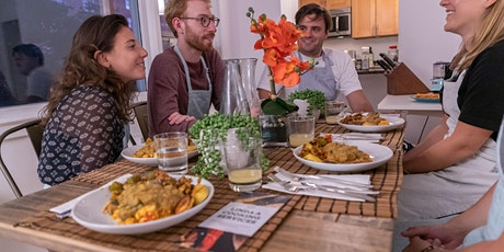 Learn The Basics of African Cooking - Plant-Based and Vegan  tickets