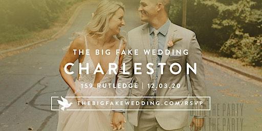 The Big Fake Wedding Charleston
