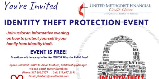 Identity Theft Protection at Ft. Wayne Faith UMC