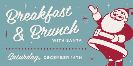 Breakfast and Brunch With Santa tickets