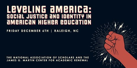 Leveling America: Social Justice and Identity in American Higher Education tickets