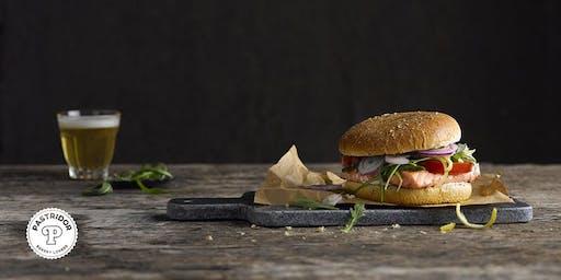 Hamburgers et foodpairing - 7 Janvier 2020 - Bruxelles