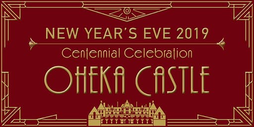 NEW YEAR'S EVE PARTY 2019 at OHEKA CASTLE