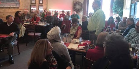7th Annual Harrison Business Network Christmas Lunch tickets