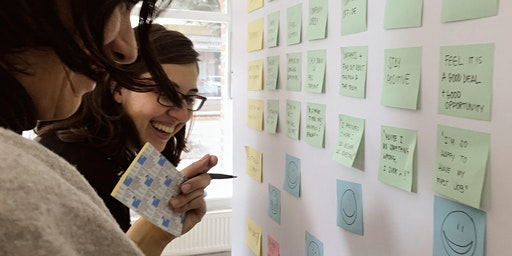 Employee Experience Design Sprint for Agile HR ⚡️
