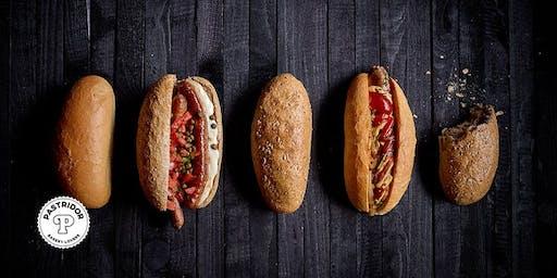 Gourmet buns au menu - 4 Février 2020 - Bruxelles