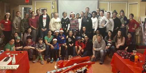 Annual Christmas Wrapping Party