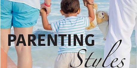 Parenting Workshop @ Poppin' Fresh tickets