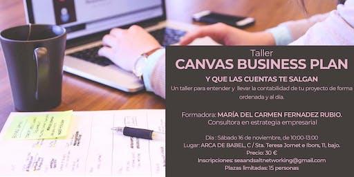 Taller Canvas Business Plan y que las cuentas te salgan