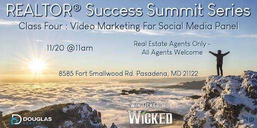 Video Marketing For Social Media Panel
