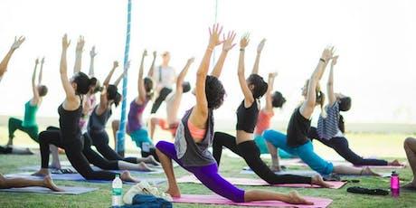 RISE Yoga Festival tickets