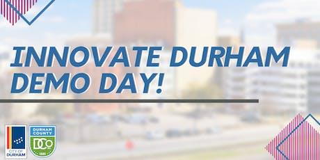2019 Innovate Durham Demo Day tickets