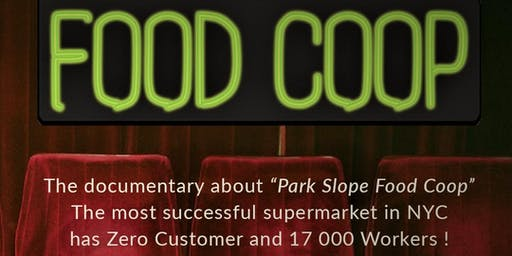 Food Coop - The documentary about the cooperative supermarket in NYC