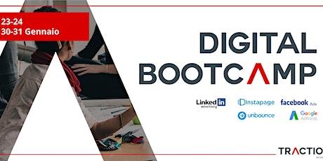 Digital Bootcamp biglietti