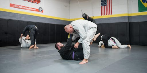 Roy Harris Seminar(BJJ, Self Defense, & Kali)
