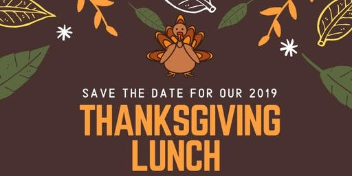 2019 KWNG Thanksgiving Lunch Celebration!