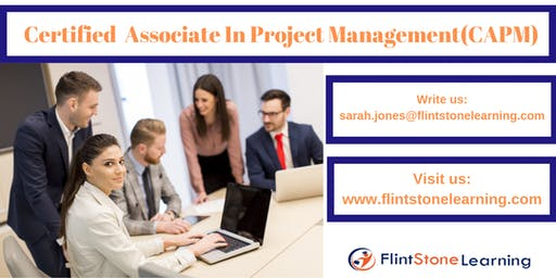 CAPM (Certified Associate in Project Management) Certification Training in San Antonio, TX