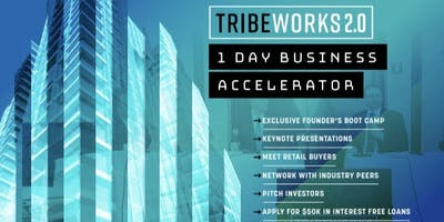 Tribeworks 2.0 Small Business Conference
