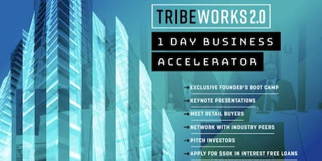 Tribeworks 2.0 Small Business Conference tickets