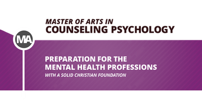 Info Night: Master of Arts in Counseling Psychology