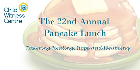 2020 Child Witness Centre Pancake Lunch tickets
