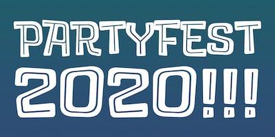 MitzvahPalooza Presents PartyFest 2020