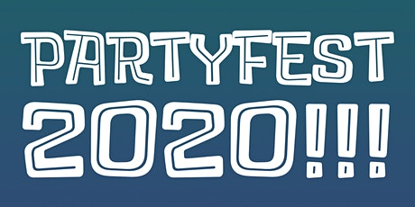 MitzvahPalooza Presents PartyFest 2020 tickets