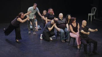 "Bridge City Improv presents ""Show Brousseau"" and ""Three Italians from New York"""