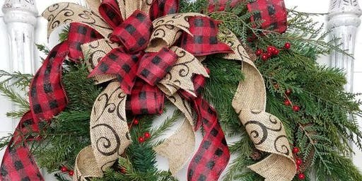 SOLD OUT -Decorate-Your-Own-Wreath Class #2