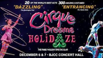 """""""Cirque Dreams Holidaze"""""""