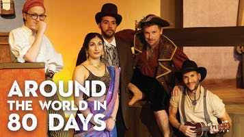 """Around the World in 80 Days"""