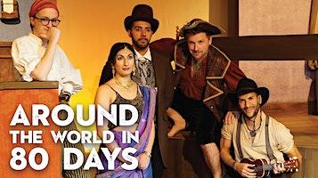 """""""Around the World in 80 Days"""""""