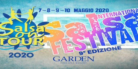Salsa on Tour- International Salsa Festival-Salsa Congress-Salsa Holidays biglietti