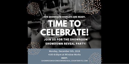 Showroom Showdown Reveal Party