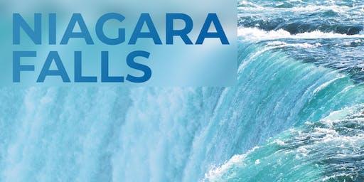 Niagara Falls & Toronto Bus Tour - May 17 - 23, 2020
