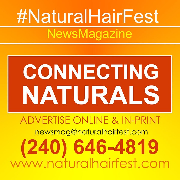 NATURAL HAIR FEST NEW YORK image