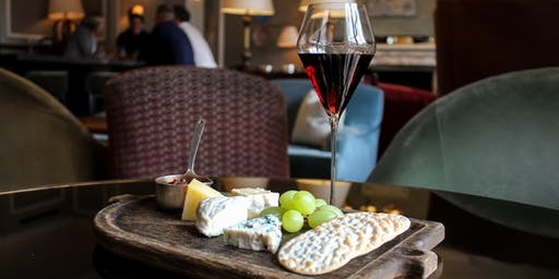 The Double Indulgence: A Fine Combination of Cheese and Port Tasting