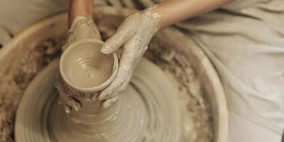 ***** four week pottery wheel workshop - Wednesday