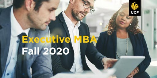 Executive MBA Lunch & Learn 11/22/2019