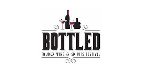 BOTTLED Truro Wine & Spirits Festival tickets