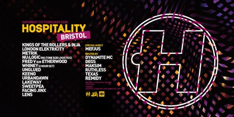 Hospitality Bristol 2020 tickets